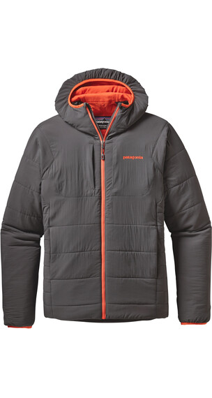 Patagonia M's Nano-Air Hoody Forge Grey w/Cusco Orange